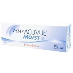 1 Day Acuvue Moist (30)
