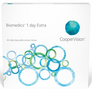 Biomedics One Day Extra (90)