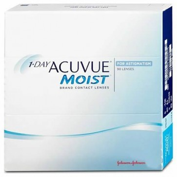 1 Day Acuvue Moist Astigmatism (90)