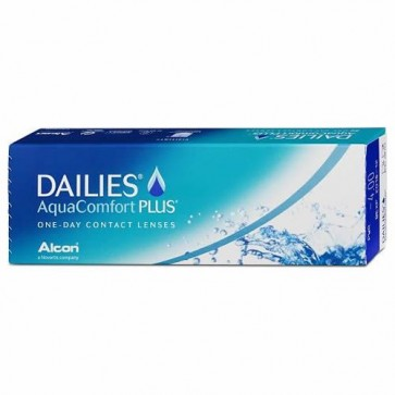 Dailies Aquaconfort Plus (30)