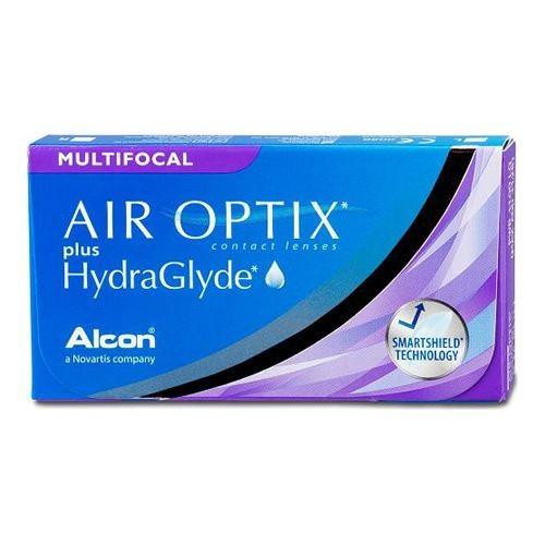 Air Optix Plus Hydraglyde Multifocal 3 Lentesonline Pt