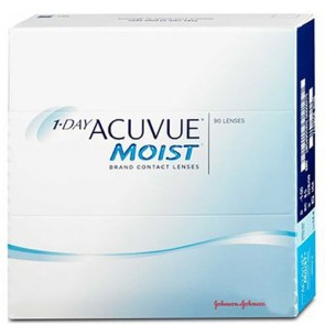 1 Day Acuvue Moist (90)