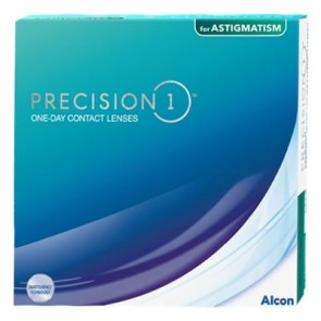 Precision 1 Day for Astigmatism (90)